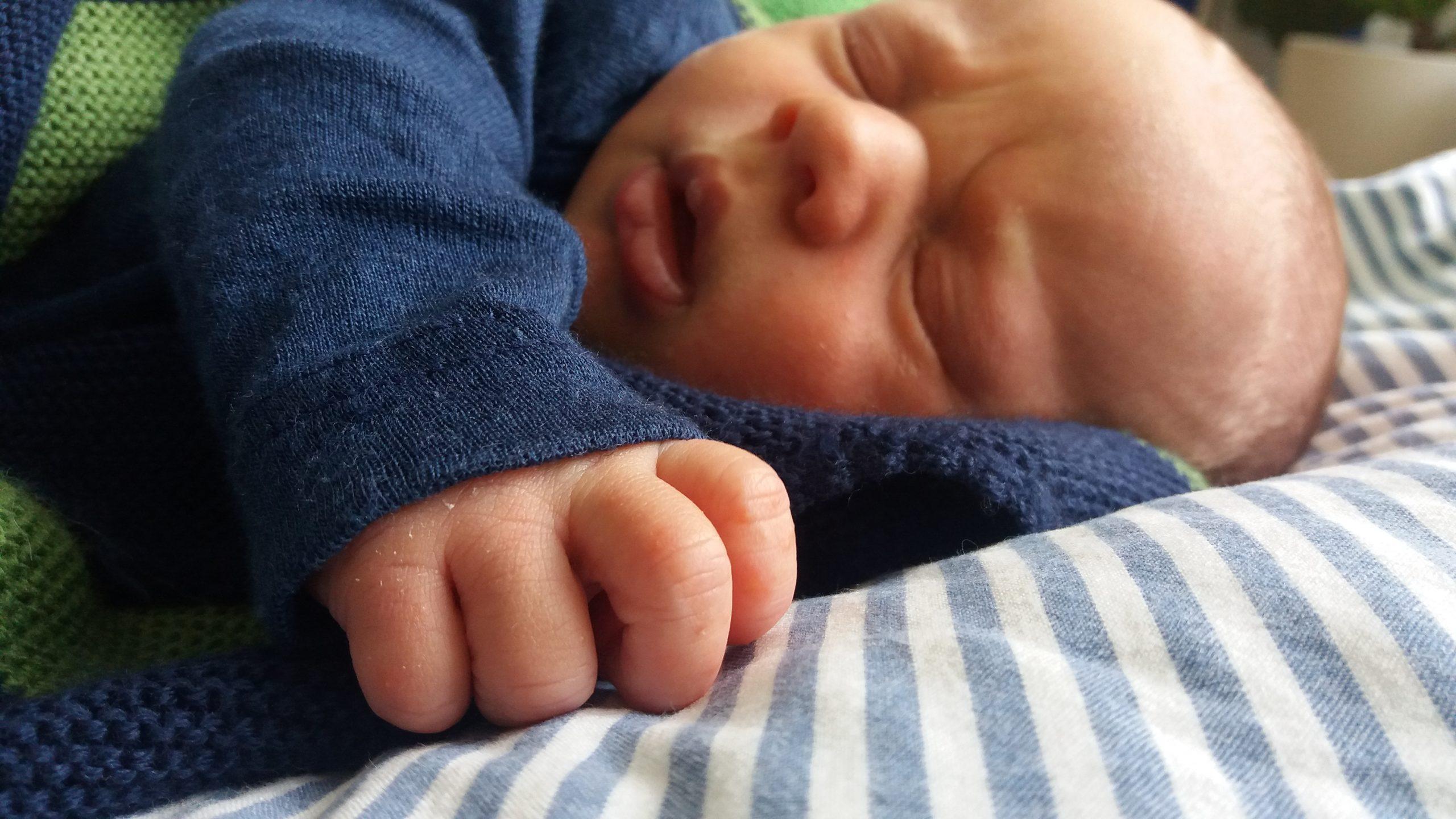 Baby-Willkommensbesuche